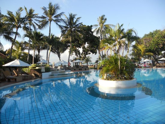Prama Sanur Beach Bali: dettaglio piscina grande