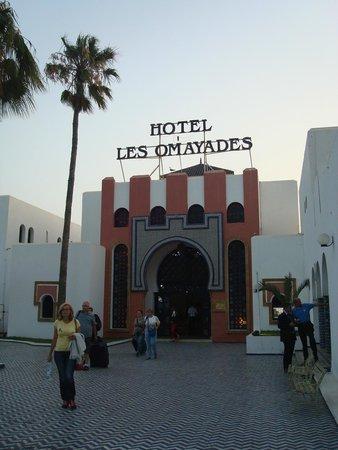 Les Omayades Hotel: 1