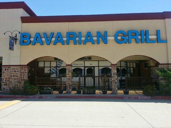 Bavarian Grill : Entrance
