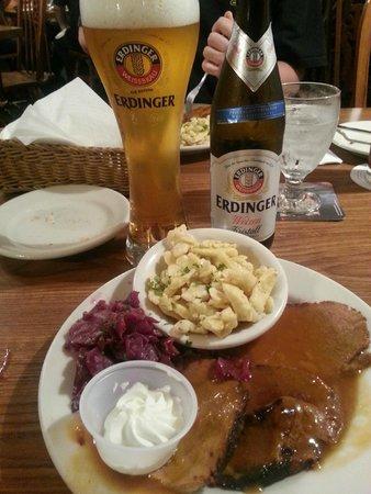 Bavarian Grill : Essen