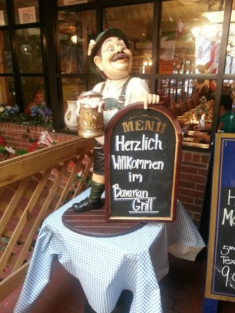 Bavarian Grill : Welcome