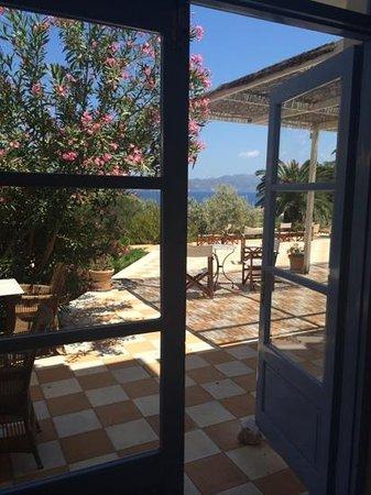 Armonia Bay Hotel: Uitzicht vanuit het hotel