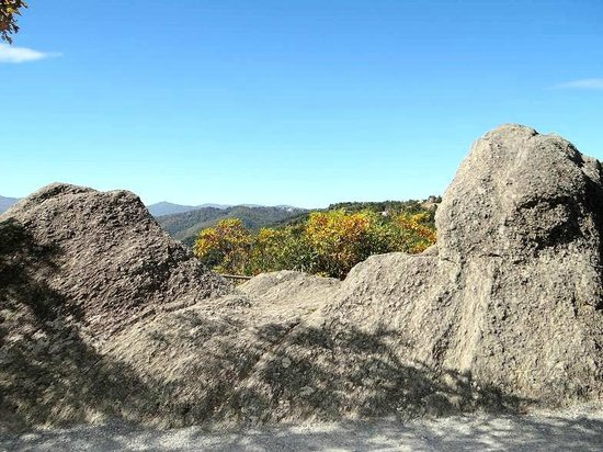 The Blowing Rock : view