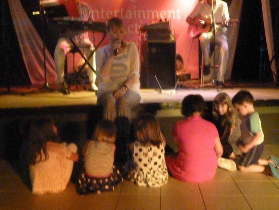 Remisens Hotel Albatros: Live Act
