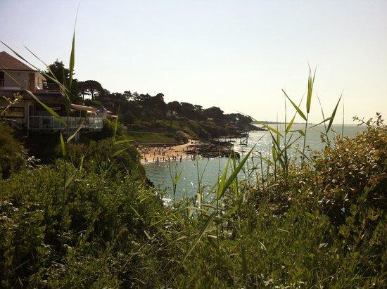 La Marette : plage de la source
