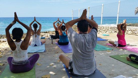 Westender Inn: Yoga Class