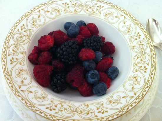Ristorante Galante: Frutti di bosco