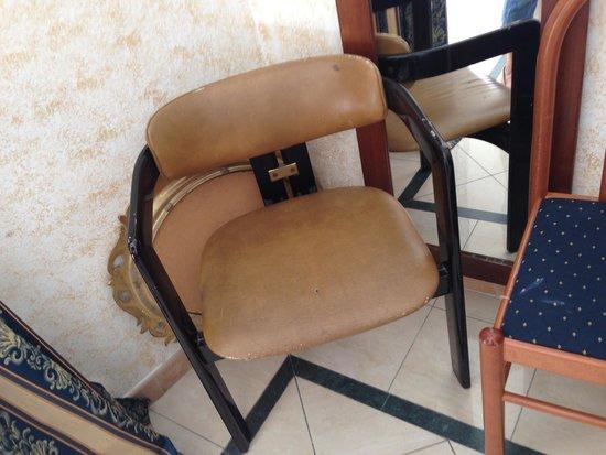 Repubblica Hotel : room chair