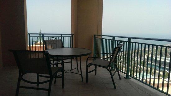 Atlantis, The Palm: Balcony View