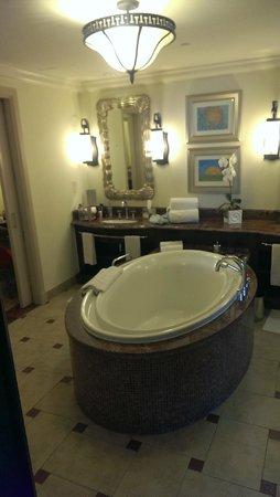 Atlantis, The Palm: Master Bathroom