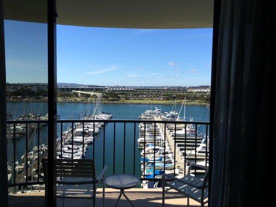 Sheraton San Diego Hotel & Marina: My room's view