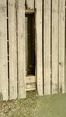 Parque das Nacoes: Fehlende Bretter