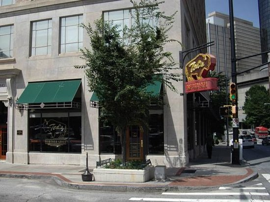 Photo of American Restaurant Ted's Montana Grill at 133 Luckie St Nw, Atlanta, GA 30303, United States