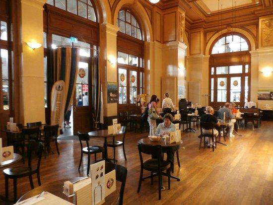 Brasserie Federal : Dining area
