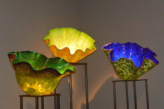 Chihuly Garden and Glass : These are so beautiful