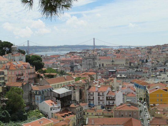 Lisbon Guided Tours: View of Lisbon