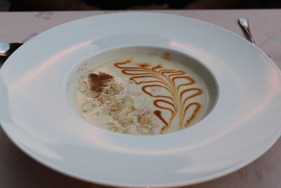 Restaurante La Orza: bocados de leche frita