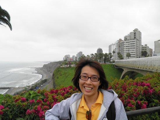 Malecón de Miraflores: The look