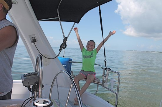 Magic Wind Adventure Sailing: Pure Joy