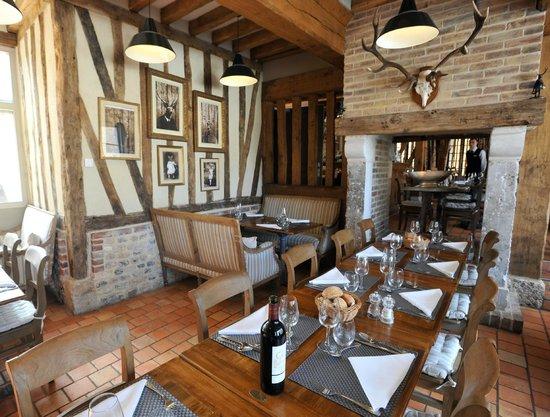 Hotel Du Grand Cerf : Bistro du Grand Cerf