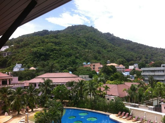 Alpina Phuket Nalina Resort & Spa: the pool