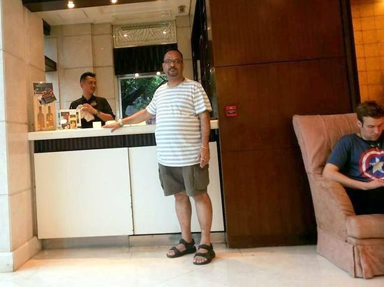 Dorsett Wanchai, Hong Kong: LOBBY BAR