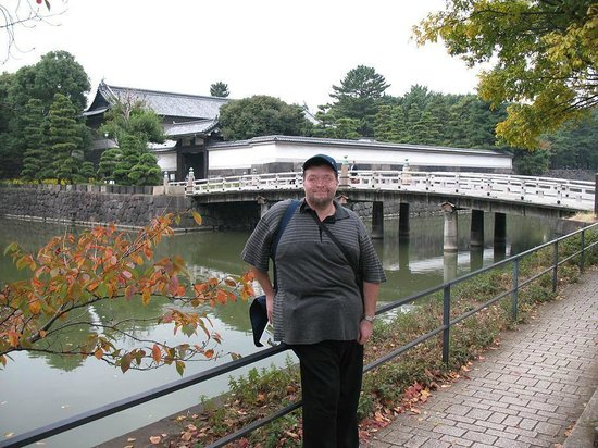 The East Gardens of the Imperial Palace (Edo Castle Ruin): ...
