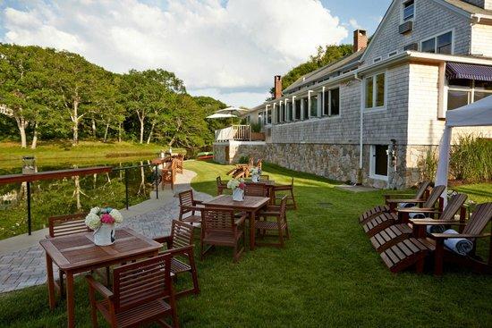 The Edgewater Inn: Coveside