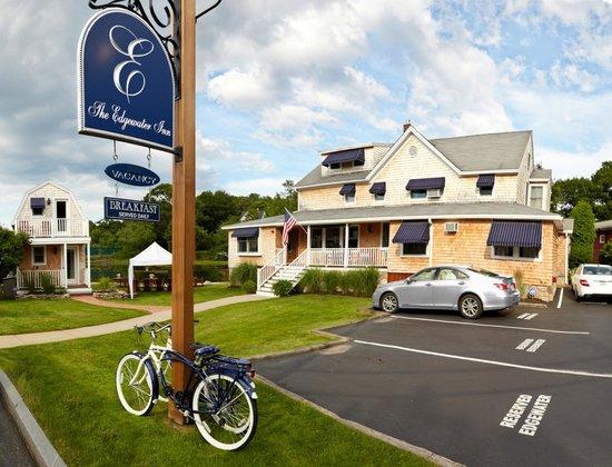 The Edgewater Inn: Ocean Avenue View