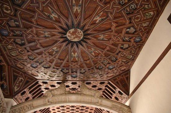 Monasterio de San Juan de los Reyes: Detalhe do teto
