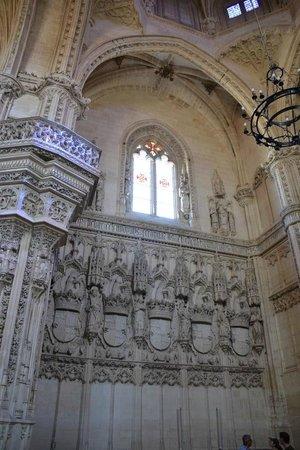 Monasterio de San Juan de los Reyes: Interior da capela