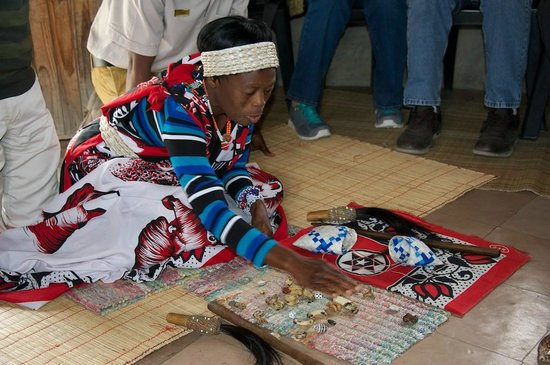 Sabi Sabi Bush Lodge: village healer
