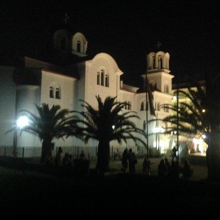Strass Hotel: Паралия Катерини. Православная церковь