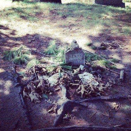 Sleepy Hollow Cemetery: Thoreau