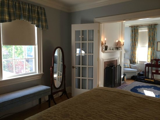 Compass Rose Inn : Room 3 Bedroom