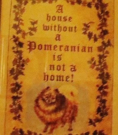 The Samuel Culbertson Mansion Bed and Breakfast Inn: House motto