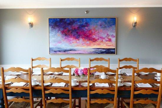 The Edgewater Inn: Chefs Table