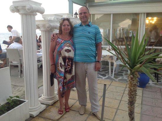 Aegean Coast: Паралия Катерини, июль 2014