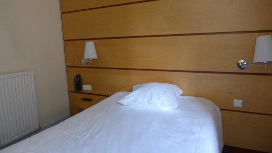 Belambra City - Hôtel Magendie : ベッド