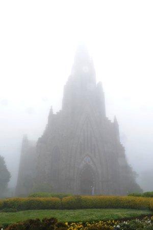 Catedral de Pedra: Linda catedral. Muito bem conservada.
