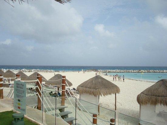 Krystal Grand Punta Cancun: ótima localização