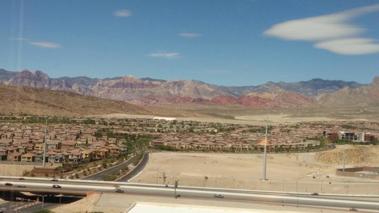 Red Rock Casino Resort & Spa: View from room