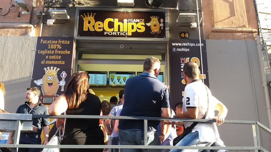 Rechips: re chips