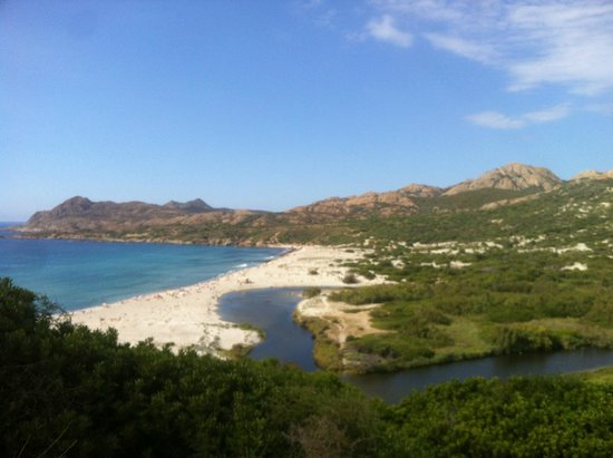 Camping Village l'Ostriconi: plage