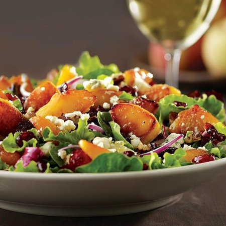 Chicken & Shrimp Lettuce Wraps - Picture of California Pizza ...