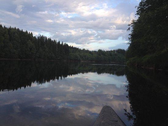 Varmland County, Swedia: Klarälven