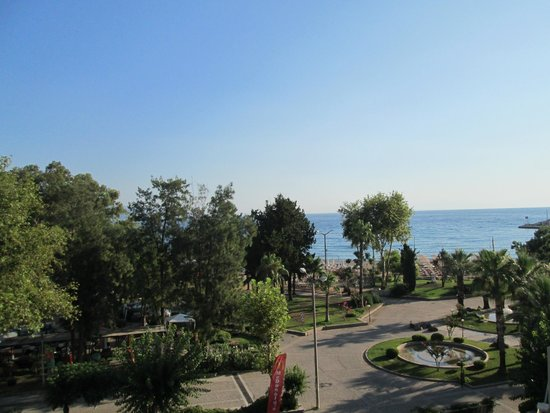 Sensimar Kemer Marina & Spa : view from the room_2