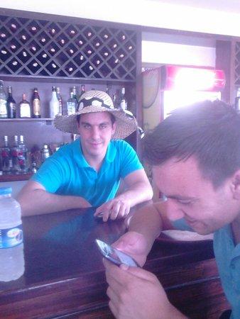 Hotel Altinsaray: Lovely staff.
