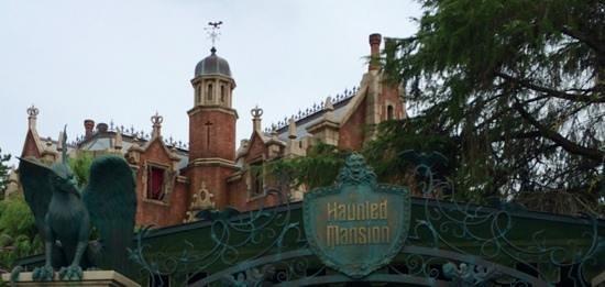 Tokyo Disneyland : Haunted Mansion