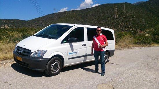PK Travel: Dimitris
